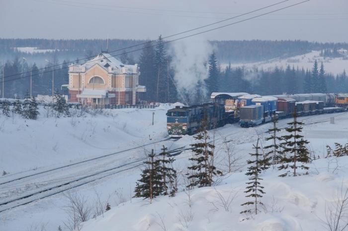 ВЯкутии завершили строительство железной дороги Беркакит– Томмот– Якутск