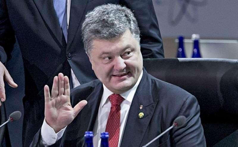 Ротшильды выписали Порошенко полмиллиарда, он обещал потратить их на русофобию