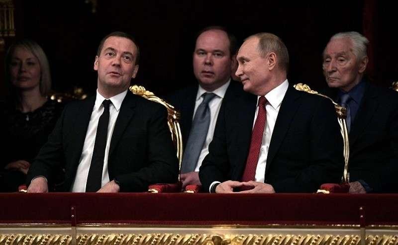 Владимир Путин назвал главные события уходящего 2018 года