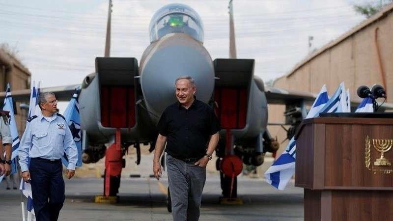 Израильские террористы опять лезут на рожон в Сирии