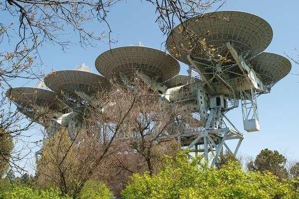 Центр дальней космической связи в Евпатории переоборудуют