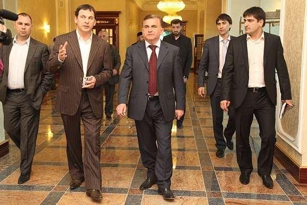 Спецоперация ФСБ по задержанию ингушского олигарха, возглавлявшего