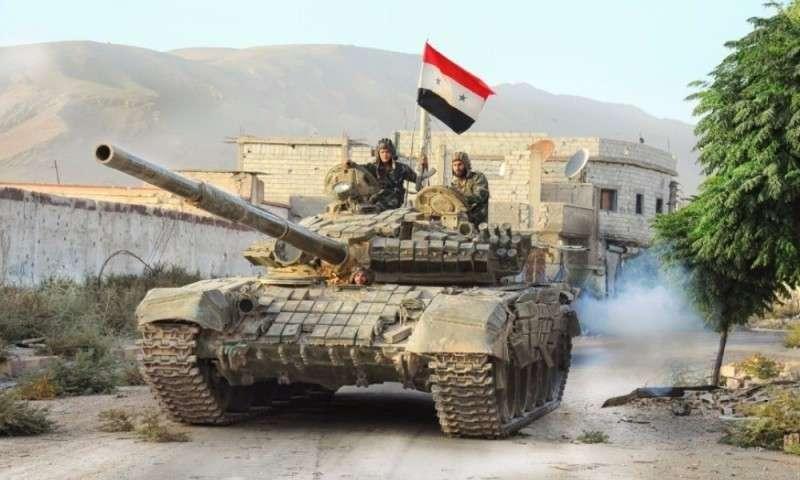 В Сирии курды передают свои территории правительственным войскам