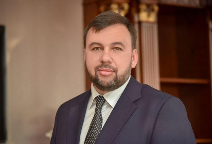 Прямая линия с Денисом Пушилиным – Главой ДНР, 2018