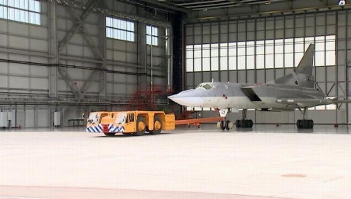 Модернизированный бомбардировщик-ракетоносец Ту-22М3М совершил первый полет