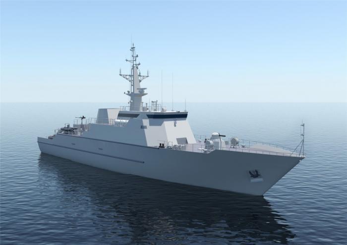 Итоги 2018 года: закладка новых кораблей для ВМФ и Береговой охраны ФСБ России