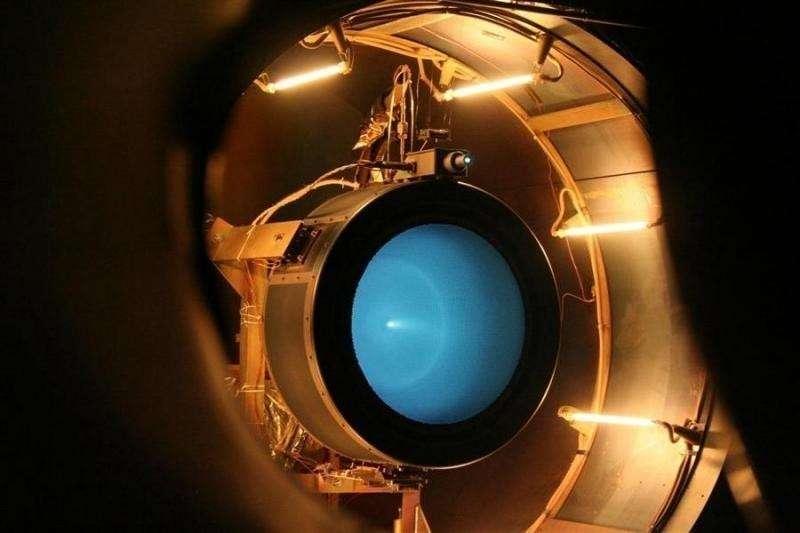 Российские учёные из Новосибирска создают плазменные реактивные двигатели