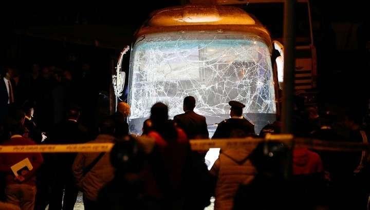 Теракт в Египте. Число жерт продолжает расти