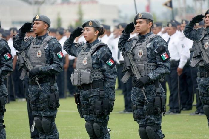 Морская пехота и армия Мексики вступила в войну с расхитителями нефти