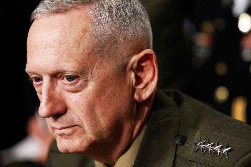 Уволенный министр обороны США Джеймс Мэттис громко хлопнул дверью
