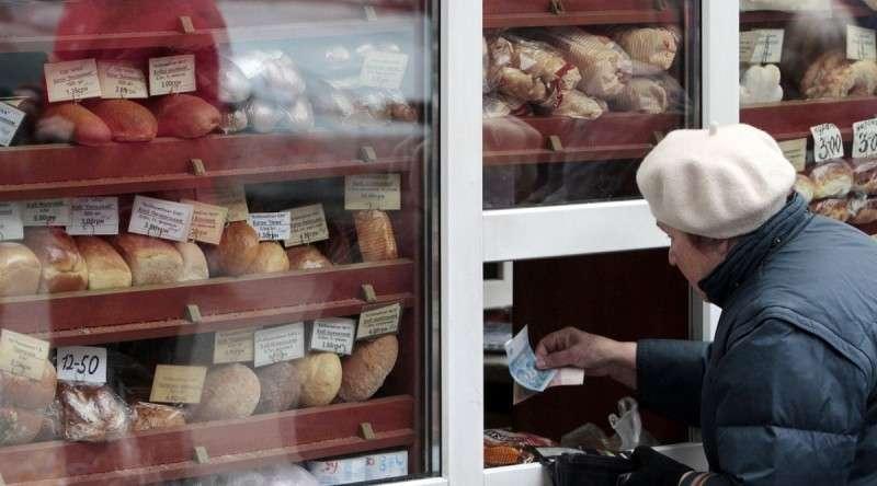 Россия в ответ на санкции Украины запретила ввоз более 50 видов украинских товаров