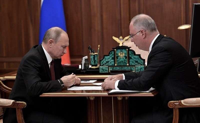 Сгенеральным директором Российского фонда прямых инвестиций Кириллом Дмитриевым.