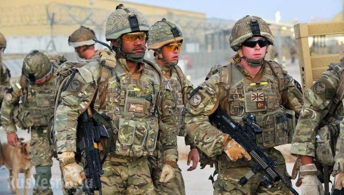 Что спецназ Британии делает в Донбассе