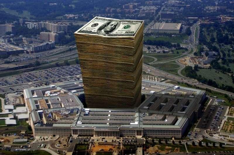 В Пентагоне не подтвердил законность воровства на триллионы долларов