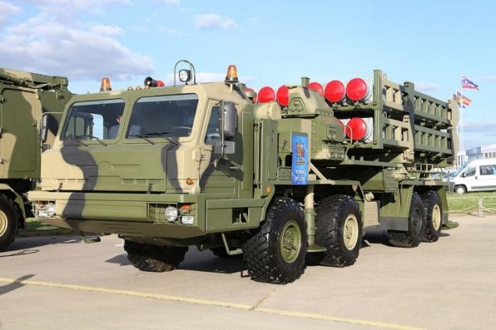 С-350 «Витязь» впервые заступит на службу в Воздушно-космические силы РФ