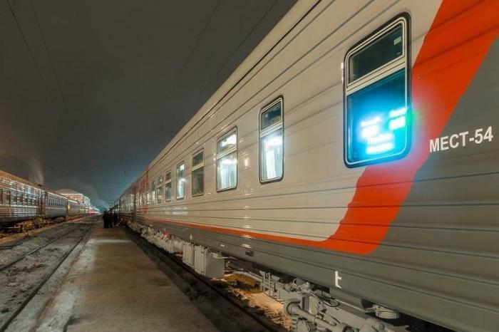 РЖД получил первый обновленный плацкартный вагон от Тамбовского вагоноремонтного завода