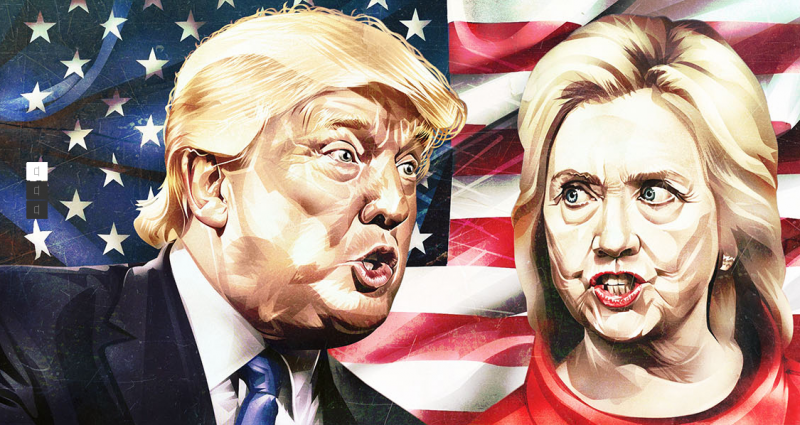 Как клинтоны создали «русских троллей», чтобы подставить Трампа