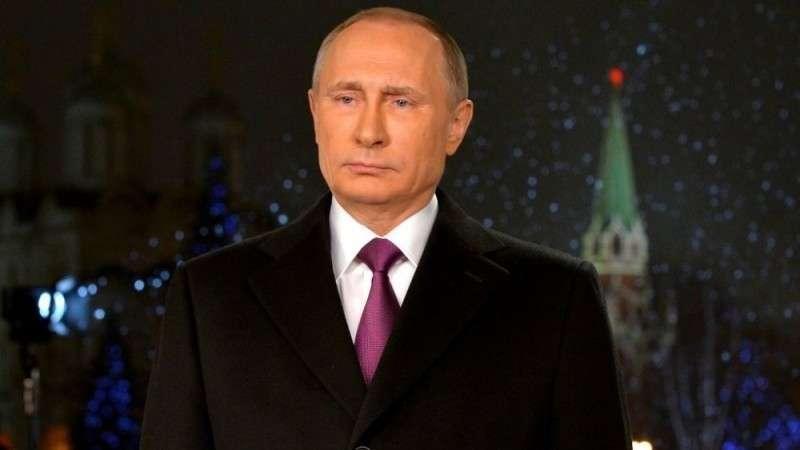Владимир Путин поздравил с наступающим новым, 2019 годом глав зарубежных государств и правительств