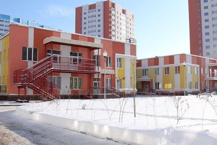 ВКуйбышевском районе Самары открылся детский сад на230 мест