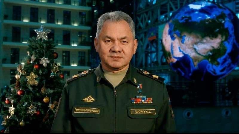 Министр Обороны поздравил военнослужащих сНовым годом (ВИДЕО)