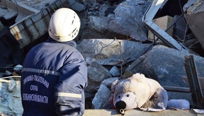 Взрыв в Магнитогорске: спасатели продолжают разбор завалов