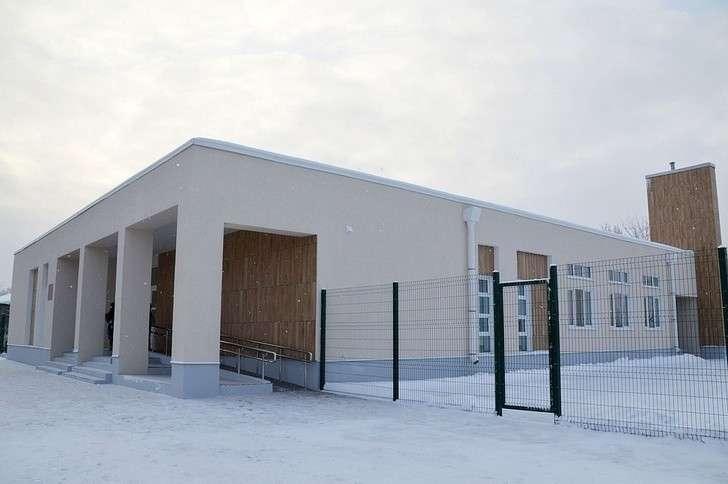 ВРязанской области открыли Дом культуры