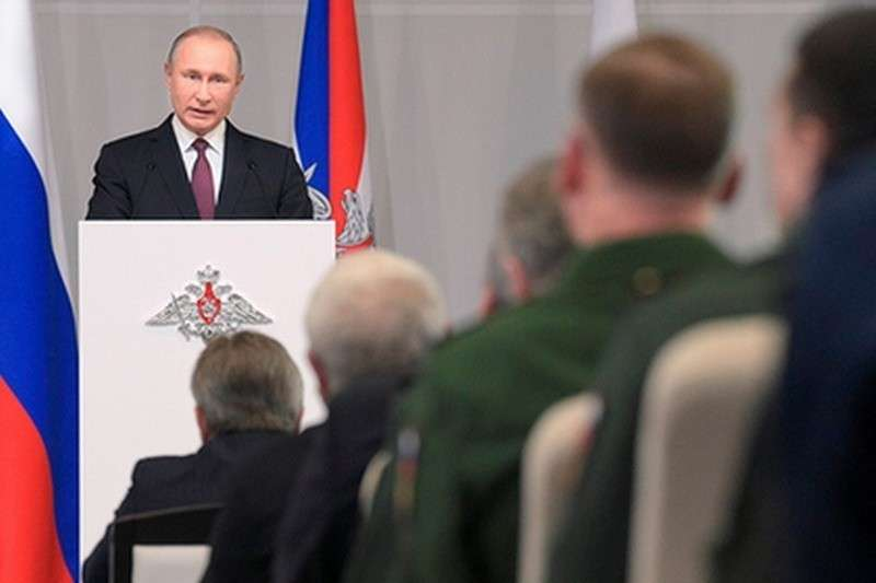 Владимир Путин провёл радикальную чистку в силовом блоке в канун нового года