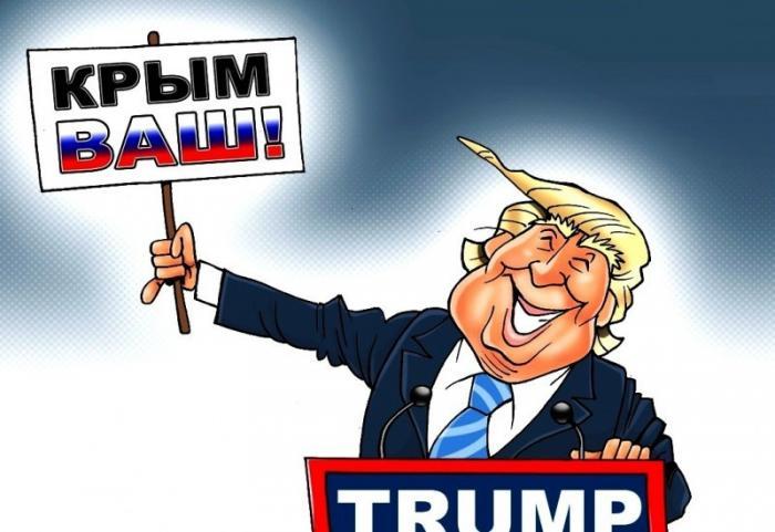 СМИ США странно поменяли риторику о России и Украине. Вот что творит Трамп «животворящий»!
