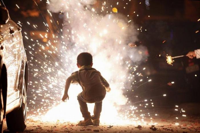 О новогодних фейерверках, стыде и ответственности