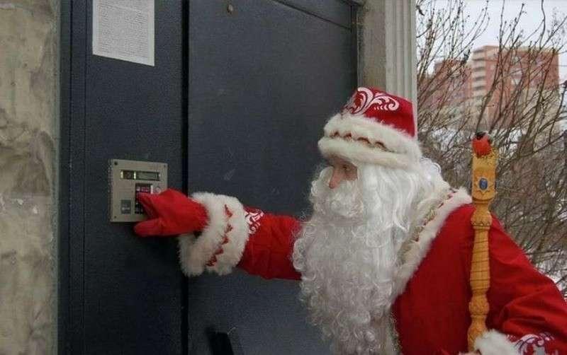 Новогодняя сказка про настоящего Деда Мроза