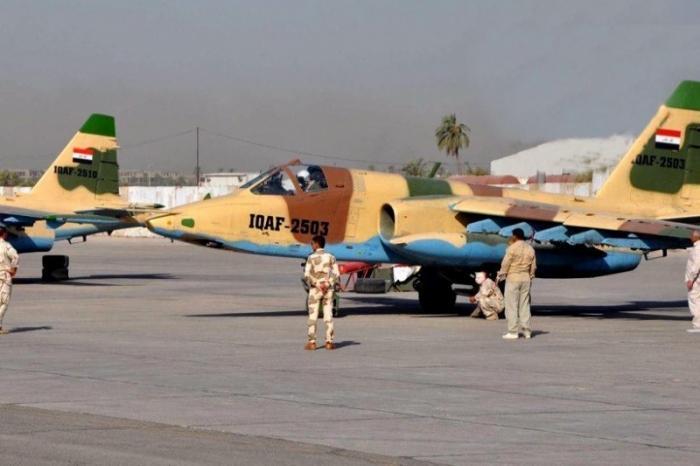 В Сирии ВВС Ирака авиаударом уничтожили 30 главарей американских наёмников
