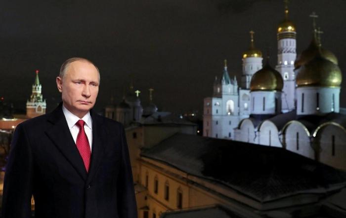 Новогоднее поздравление Путина стало хитом