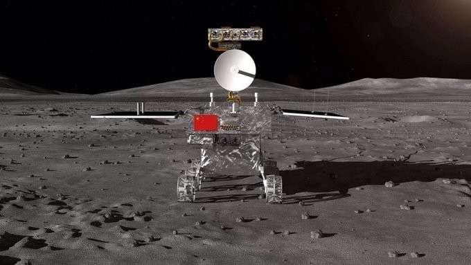 Привет от Китая с обратной стороны Луны и при чём тут Россия