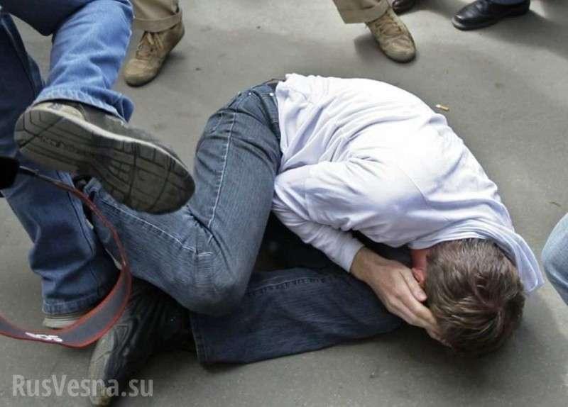 В Киеве полиция избила 81-летнего создателя Ан-225 «Мрия» Виктора Ковальского