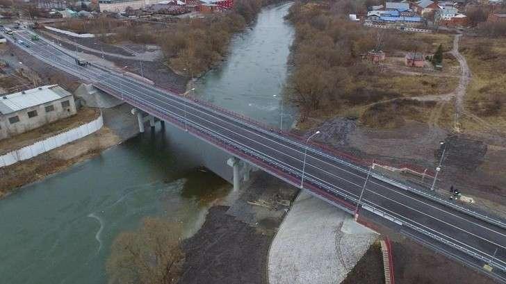 Новые мосты в2018-м году
