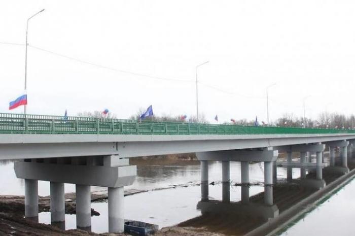Новые российские мосты открытые в2018-м году