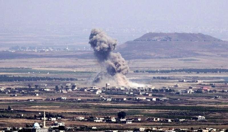 В Сирии в результате авиаудара западной коалиции погибло сразу 11 членов одной семьи