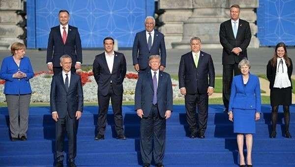 Саммит НАТО в Брюсселе. Архивное фото