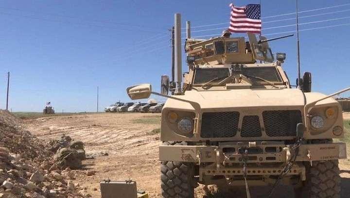 США начали эвакуацию войск из Сирии