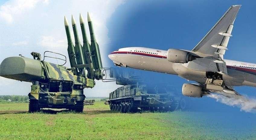 Генштаб РФ: Наливайченко проговорился об истинных виновниках крушения Boeing на Украине