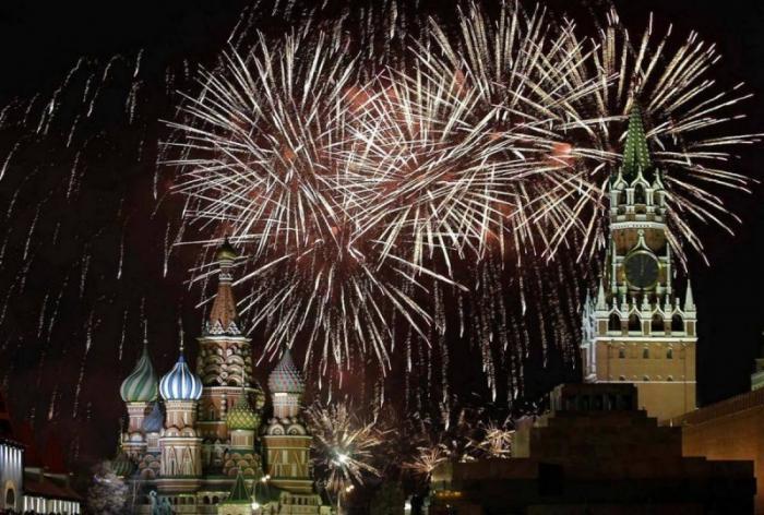 Пока гремели новогодние салюты русофобы отрабатывали 30 сребреников