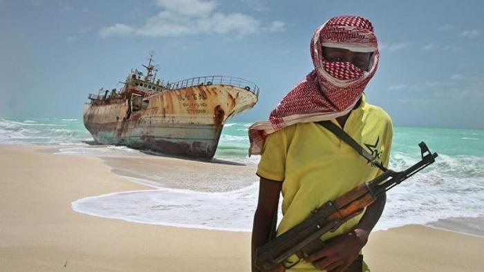 Пираты похитили шестерых россиян у берегов Бенина в Гвинейском заливе