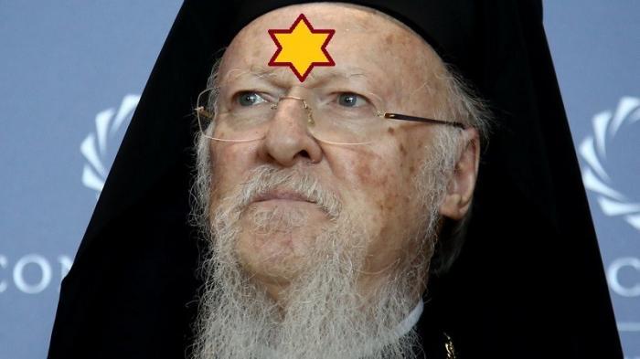 Патриарх Варфоломей подписал томос об расколе в Христианстве