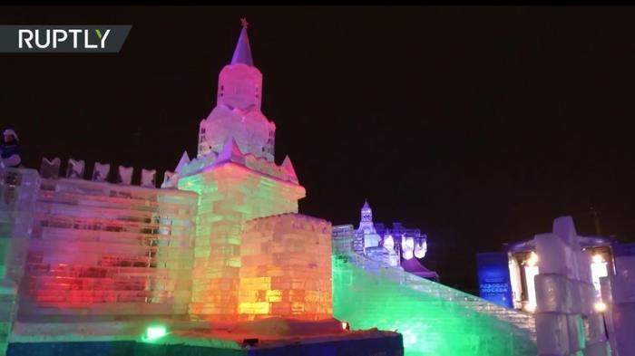 Фестиваль «Ледовая Москва»: замёрзшие цивилизации