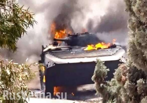 Кровавая бойня в Сирии: до 500 убитых, горят города, вИдлибе боевики уничтожают друг друга (ФОТО, ВИДЕО 18+)   Русская весна