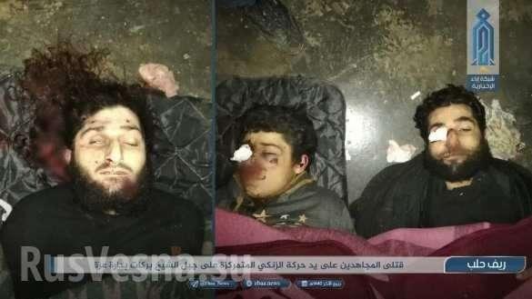 Кровавая бойня в Сирии: до 500 убитых, горят города, вИдлибе боевики уничтожают друг друга (ФОТО, ВИДЕО 18+) | Русская весна