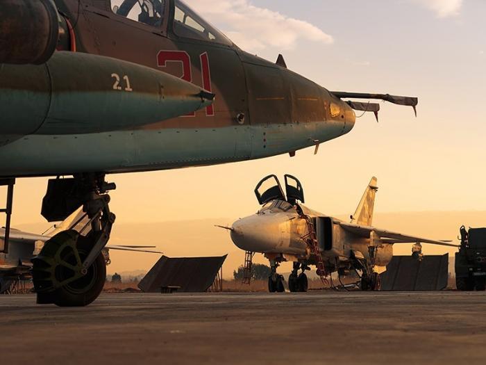 Сирия: бойня в Идлибе. Первый удар ВКС России в 2019 г