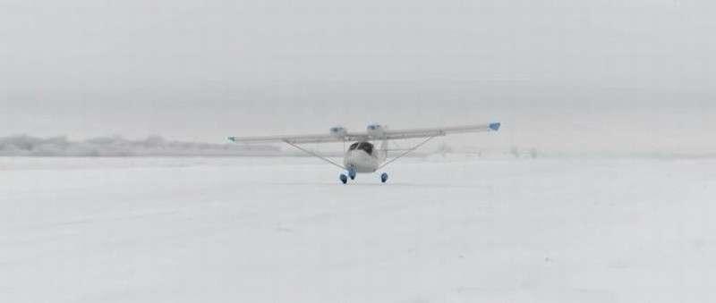 ВСамаре презентовали новый четырёхместный самолёт СК-04