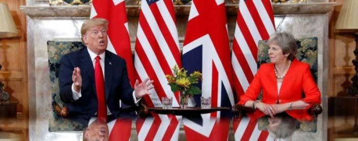 Англия и США пытаются подменить международное право собственными правилами