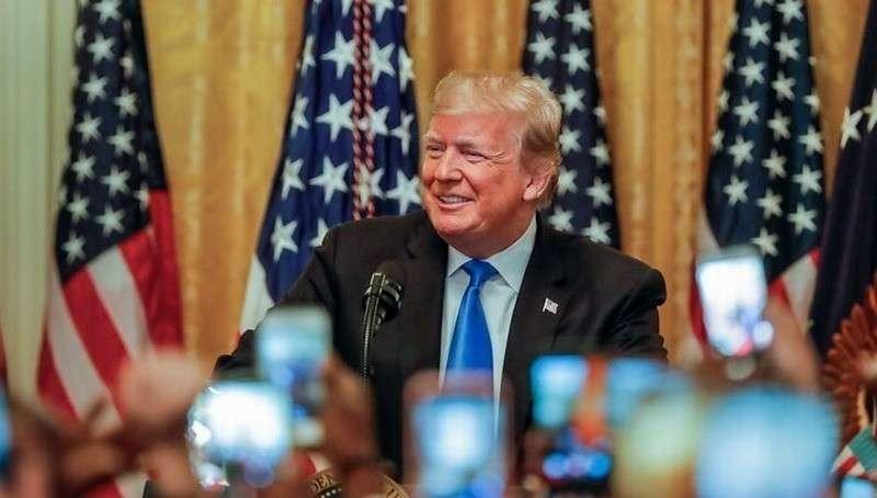 Дональд Трамп рассказал о шатдауне, Уилане, Сирии и переговорах с Китаем и КНДР